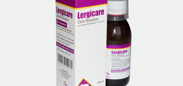 ليرجيكير Lergicare لعلاج الحساسية