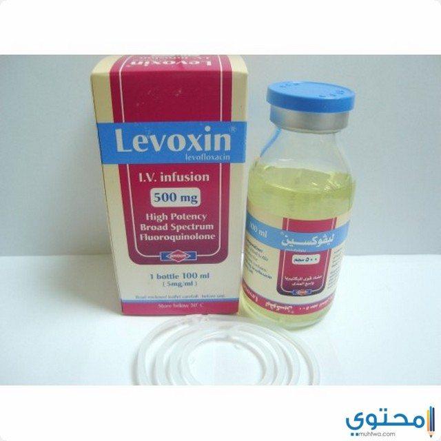 دواعي استخدام دواء ليفوكسين