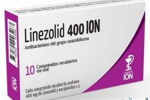 لينزوليد Linezolid مضاد حيوي واسع المدى