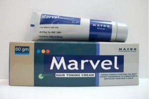 مارفيل Marvel كريم لعلاج تساقط الشعر وتقويته