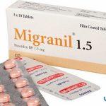 ميجرانيل Migranil أقراص لعلاج الصداع النصفي