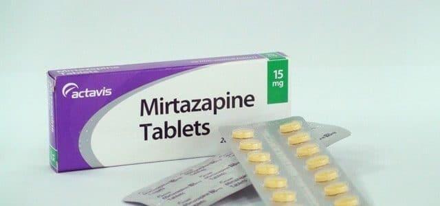 ميرتازابين Mirtazapine لعلاج الاكتئاب والقلق