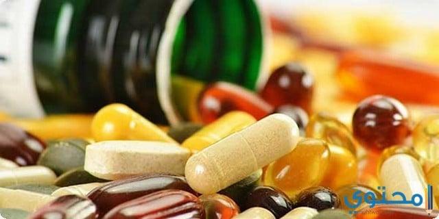 التركيبة الفعالة لدواء ميثولاكس