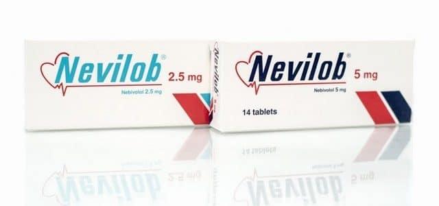 نيفيلوب Nevilob لعلاج ارتفاع ضغط الدم