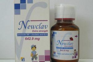 نيوكلاف Neoclav شراب مضاد حيوي