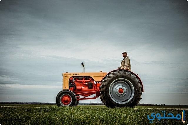 مهنة الزراعة