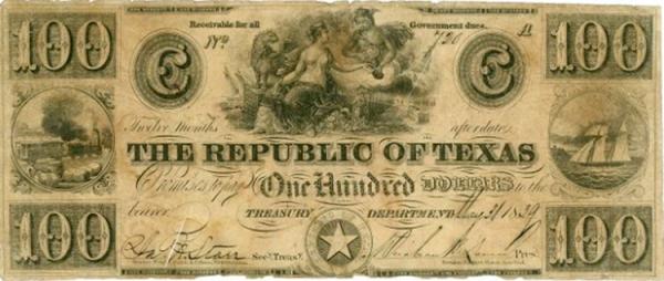 دولار تكساس