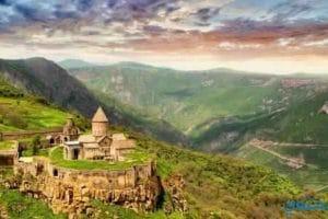 صور معالم سياحية فى ارمينيا