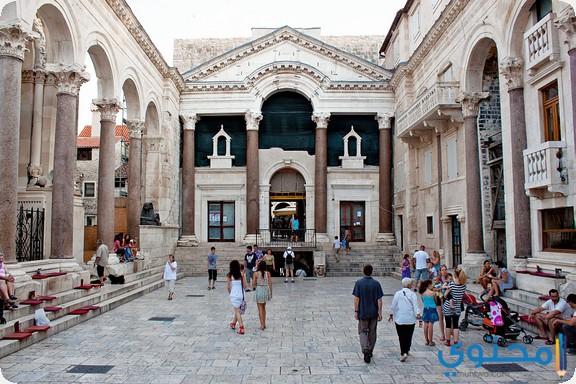 قصر ديوكليتيانوس