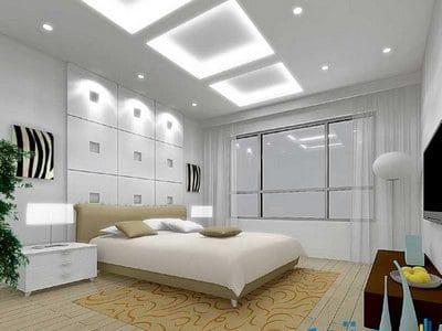 ديكورات أسقف منزلية حديثة 2019