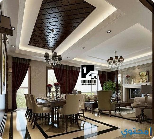 New Home Designs Latest Luxury Homes Interior Designs Ideas: ديكور جبسون بورد مداخل وممرات 2019