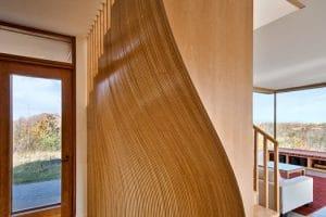 ديكورات خشب مفرغ للمنازل