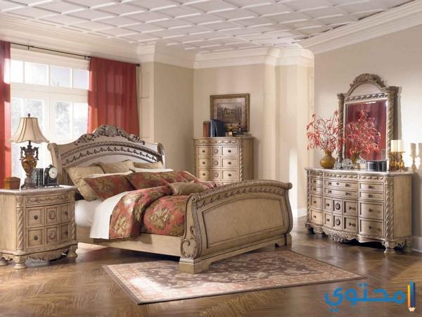 ديكورات سعودية لغرفة النوم