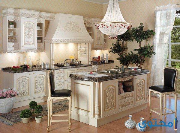 تصاميم مطابخ ايطالية مودرن