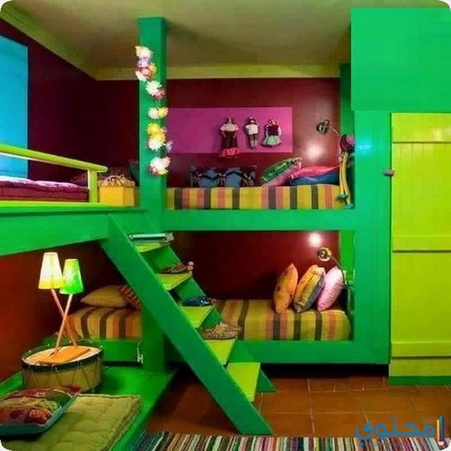 ديكور غرف نوم اطفال دورين