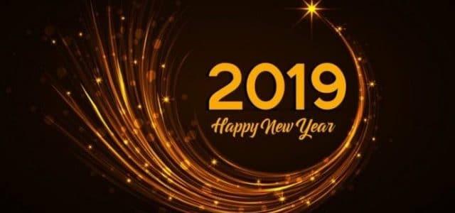 رسائل ومسجات تهنئة برأس السنة الميلادية 2019