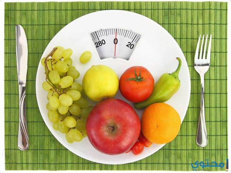 الأغذية التي تحتوى على الألياف الغذائية