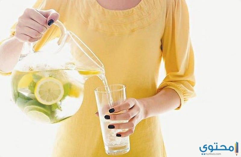 آليات رجيم الليمون