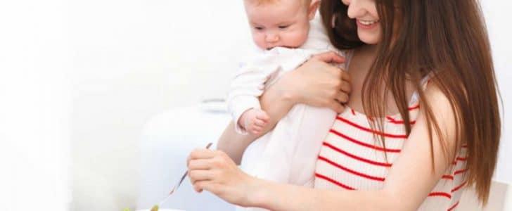 رجيم ما بعد الولادة وبعض النصائح لها