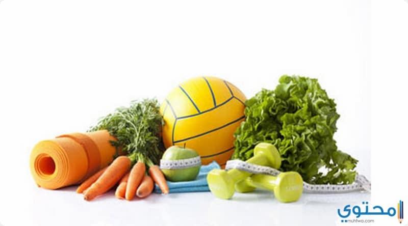 نظام رجيم الخضار والفاكهة