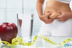 نظام غذائي يتبع رجيم الماء لخسارة الوزن
