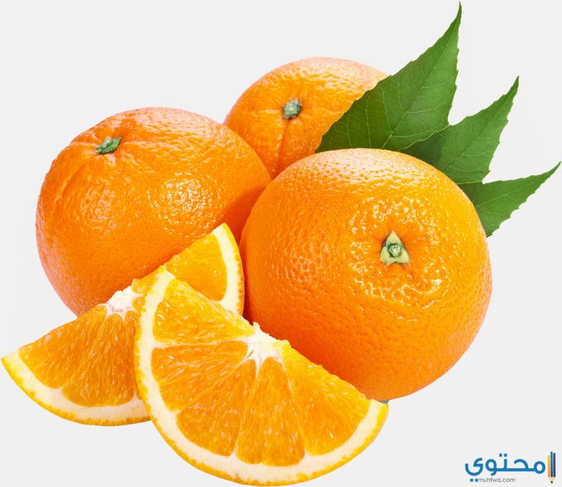 آليات رجيم البرتقال