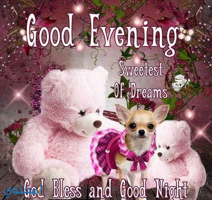 أجمل مسجات ورسائل مساء الخير