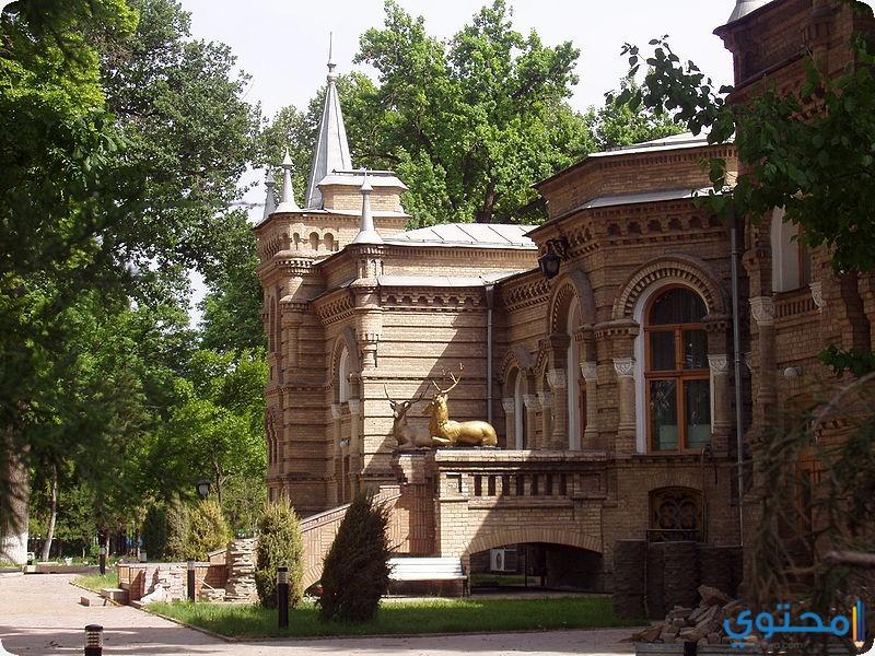 قصر الأمير رومانوف في طشقند
