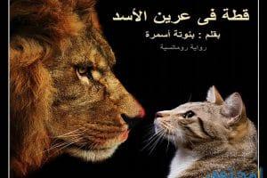 قراءة رواية قطة فى عرين الأسد اون لاين