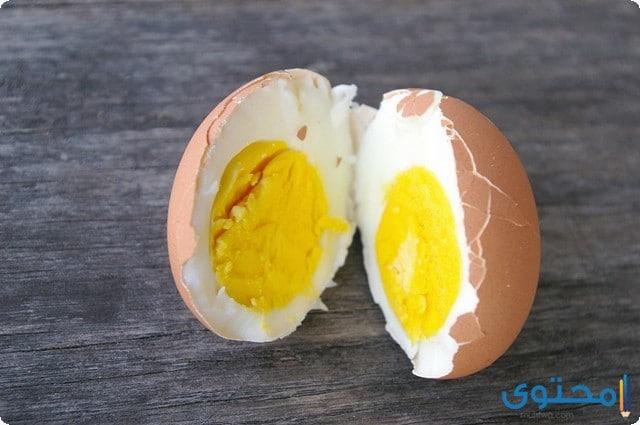 آليات رجيم البيض المسلوق