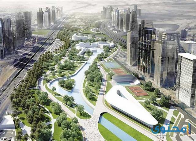 ريفر جرين العاصمة الإدارية River green 2021 - موقع محتوى