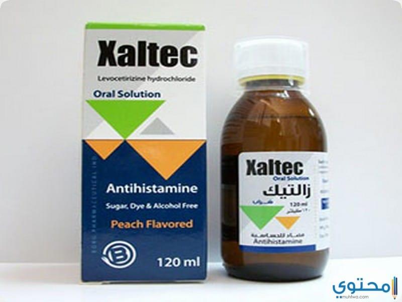 زالتيك أقراص Xaltec Tablets