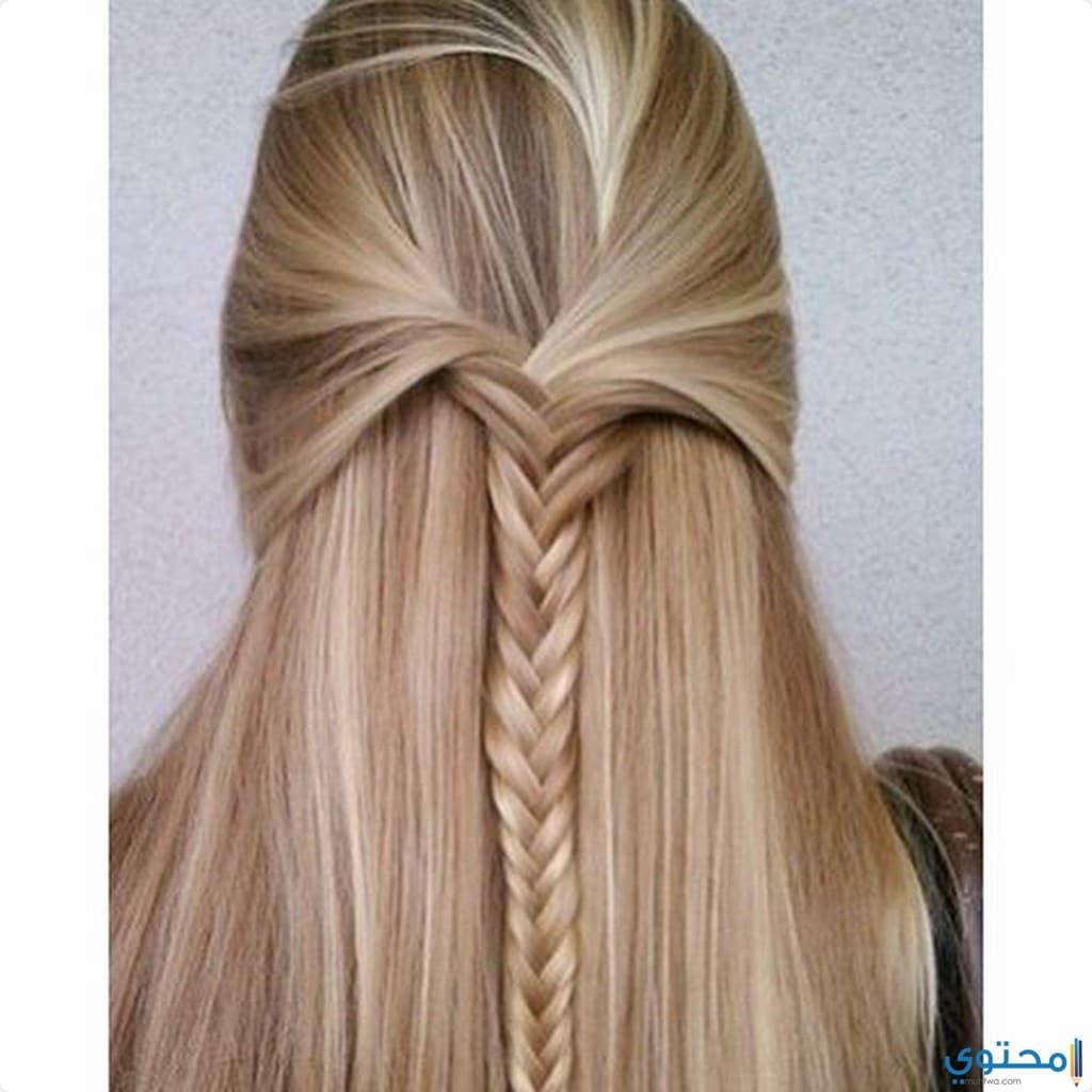 خلطة زيت الحية لتكثيف وتطويل الشعر