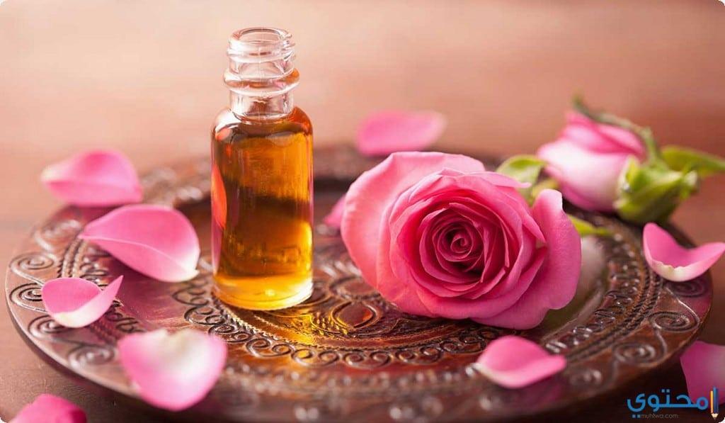 تصنيع زيت الورد يدوياً بالمنزل
