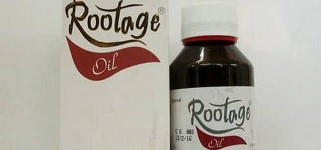 روتاج زيت شعر Rootage Hair Oil لتقوية الشعر الجاف والعادي