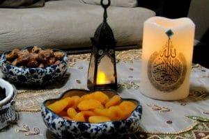 طريقة عمل (زينة رمضان) بالصور في المنزل