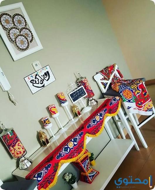 صور طريقة عمل زينة رمضان في المنزل 2022 - موقع محتوى