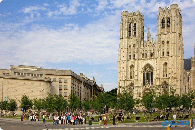 كاتدرائية سانت ميشيل وغاده لا