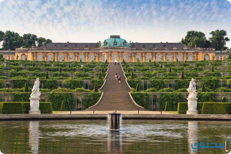 قصر سان سوسي