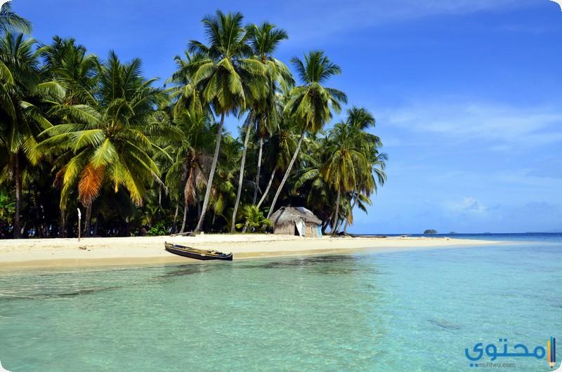 جزر سان بلاس