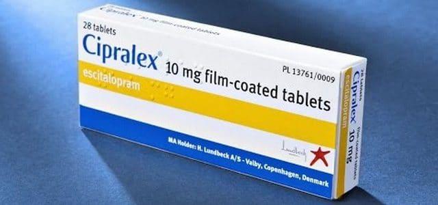 سيبرالكس Cipralex لعلاج اضطرابات القلق