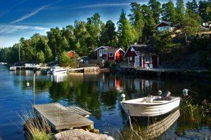 دليل ومعالم السياحة فى السويد 2018