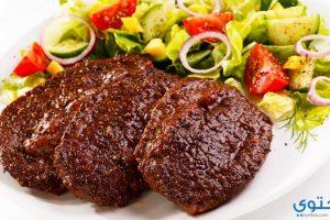 طريقة تحضير ستيك اللحم المشوي