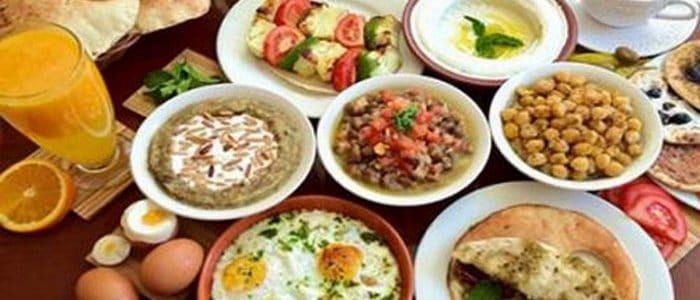 طريقة عمل أكلات السحور فى رمضان