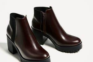 احذية حريمي لشتاء 2018