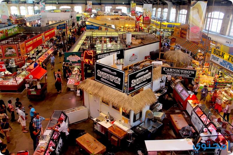 سوق سانت لورانس
