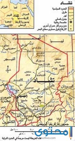 سكان تشاد