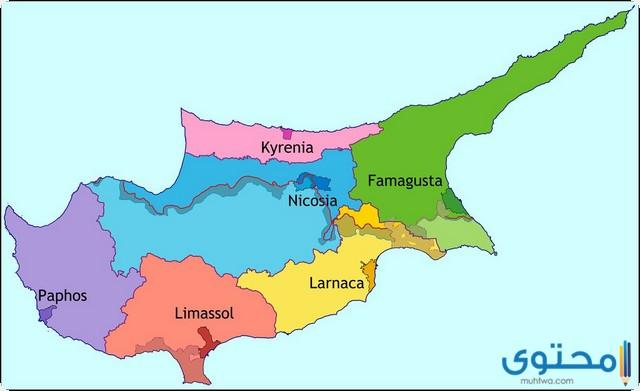سكان قبرص