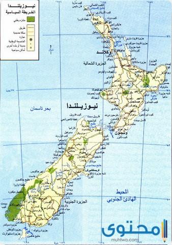 سكان نيوزيلندا