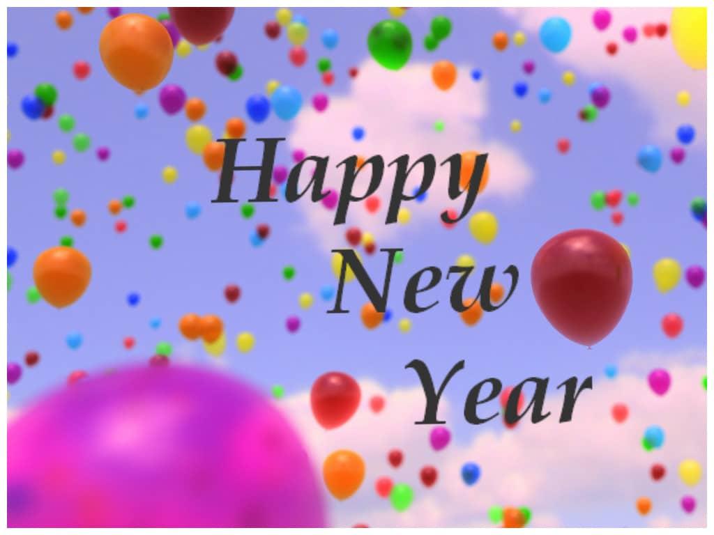 كلمات تهنئة بالسنة الجديدة 2019 عبارات عن العام الجديد